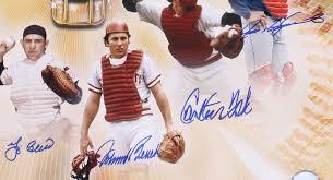 Johnny Bench Autograph Online Sports Memorabilia Auction Pristine Auction