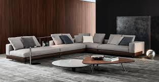 seating system by rodolfo dordoni for minotti