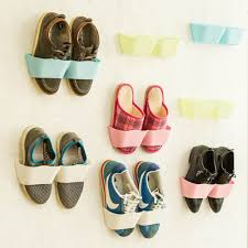 Shoe Shelves For Wall Online Get Cheap Vertical Shoe Storage Aliexpress Com Alibaba Group