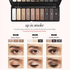 everyday smoky eyeshadow palette e l f cosmetics