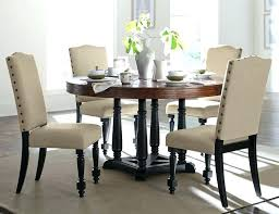 Oak Dining Table And Fabric Chairs Dining Tables With Fabric Chairs Dining Room Unique Gorgeous
