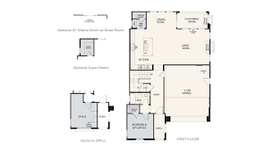 St James Palace Floor Plan by St James At Park Place Homes In Ontario Tri Pointe Homes