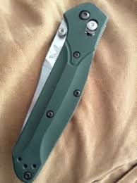 5 minute nerd review u2013 benchmade 940 pocket knife thehumannerd