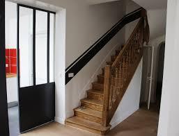 porte battant cuisine porte coulissante atelier d artiste vitrée et en acier 1 vantail