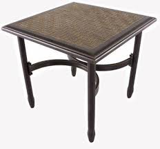 Tile Top Patio Table Replacing Patio Table Top With Mosaic Martha Stewart Palamos 20