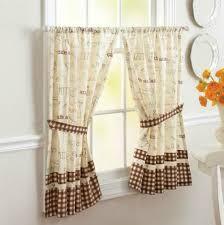 coffee kitchen curtains amazing ideas coffee kitchen curtains ingenious inspiration home