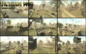 World At War Maps by Images Vietnam Mod For Call Of Duty World At War Mod Db