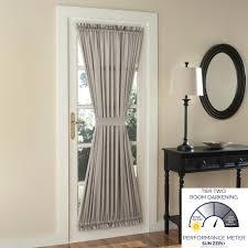 patio doors atriumors with blinds pella series energy efficient