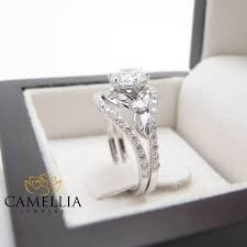 conflict free engagement rings products camellia jewelry