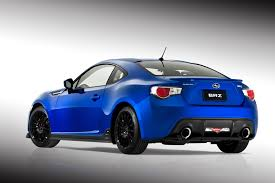 lexus performance parts nz subaru brz sti performance parts revealed racing spec debuts