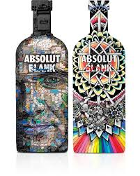 absolut vodka design inspiration through vodka design bureau