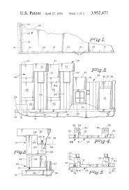 Buttress Wall Design Example Patent Us3952471 Precast Wall Panel And Building Erected On Site