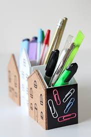 Desk Organizer Diy Diy Desktop Organizer Cardboard Desk Organizer With Diy Desktop