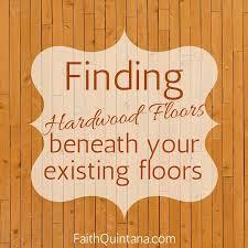 finding hardwood flooring beneath your carpet nashville tn homes