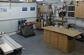 Wood Shop Floor Plans Single Car Garage Woodworking Shop Layout With Popular Minimalist
