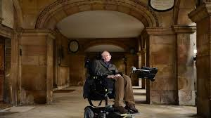 Stephen Hawking Chair Genius By Stephen Hawking Challenges Ordinary People To Become