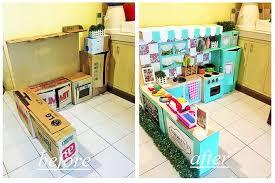 jeux de cuisines como fazer uma casinha de brinquedo créations enfant chambre