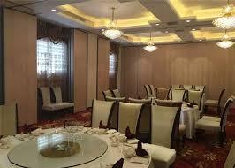 ballrooms soundproof room dividers aluminium interior wall panels
