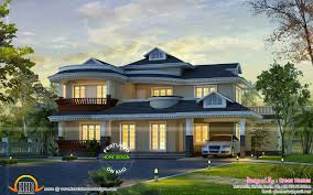 dream house beautiful dream home design in 2800 sqfeet indian new