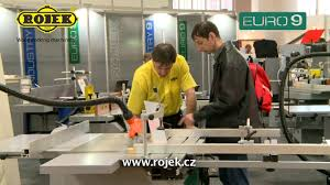 rojek woodworking machinery u2013 euro 9 youtube