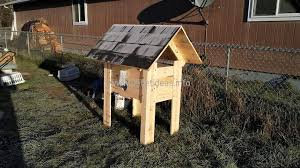 Rabbit Hutch From Pallets Some Pallet Diy Ideas For Winter Vacations Pallet Ideas