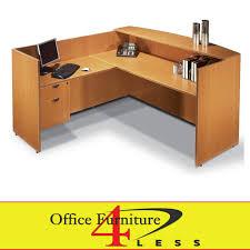L Shape Desk Reception L Shape Desk Office Furniture 4 Lessoffice Furniture 4
