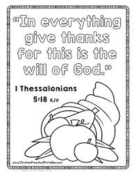 thanksgiving bible printables u0026 crafts