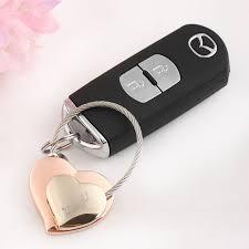 heart shaped items online shop milesi heart shaped keychain trinket lovely key