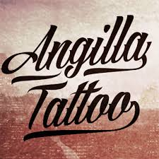angilla tattoo personal use font by måns grebäck fontspace