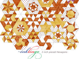 settings for pieced hexagons u2013 all about inklingo blog