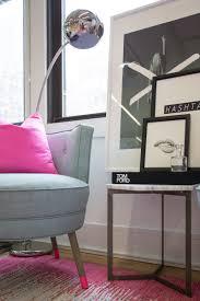 pink bedroom makeover pink office alexandra chong lulu app
