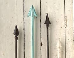 Decorative Arrows For Sale Metal Arrow Etsy
