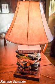 Cool Man Cave Lighting by Book Lamp U2026 Pinteres U2026