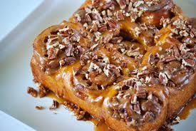 perfect caramel sticky buns relishing it