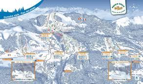 Magic Mountain Map Ski Map Les Rousses Mountain Direct