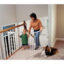 Child Gates For Stairs Best Baby Gates For Top Of Stairs Bearded Dad