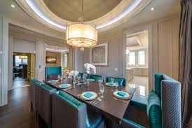 Dining Room Trends The Trends In Dining Room Lighting Caliber Homes New As