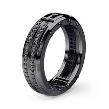 black wedding bands for him and designer unique gold mens wedding bands diamond mens wedding