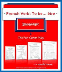 french verb to be u2026 être bundle present simple tense p