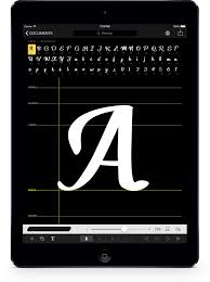 ifontmaker u2013 create your font in 5 minutes on your ipad