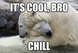 Chill Out Bro Meme - cool chill memes chill best of the funny meme