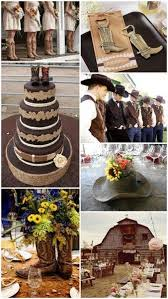 country themed wedding western cowboy country theme wedding ideas from hotref