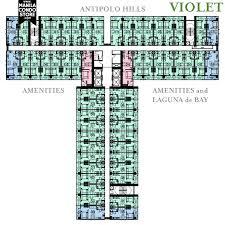 condo layout smdc grace residences