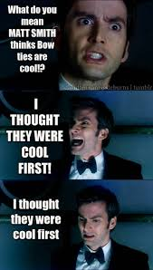 10th Doctor Meme - best photos of 10th doctor who bow tie david tennant john smith