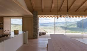 jackson hole ii wyoming kitchen mclean quinlan architects