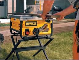 best black friday deals on dewalt table saws shop dewalt 15 amp 10 in carbide tipped table saw at lowes com