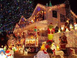 Outside Christmas Decorating Ideas Pictures