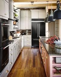Matte Appliances Housebeautiful Com Matte Black Appliances White Kitchen