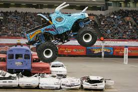 monster trucks videos crashes 10 scariest monster trucks motor trend