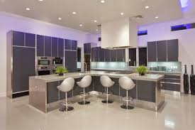 Led Lights For Kitchen Under Cabinet Lights Kitchen Minimalist Kitchen Modern Led Lights Painted Wooden